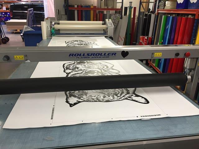 Machinepark Rolls Roller