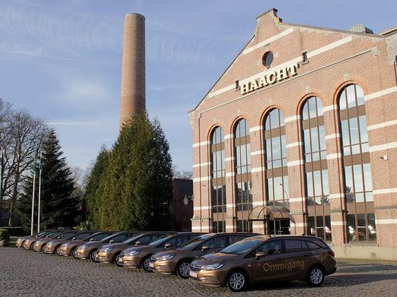 Wagenpark - Brouwerij Haacht