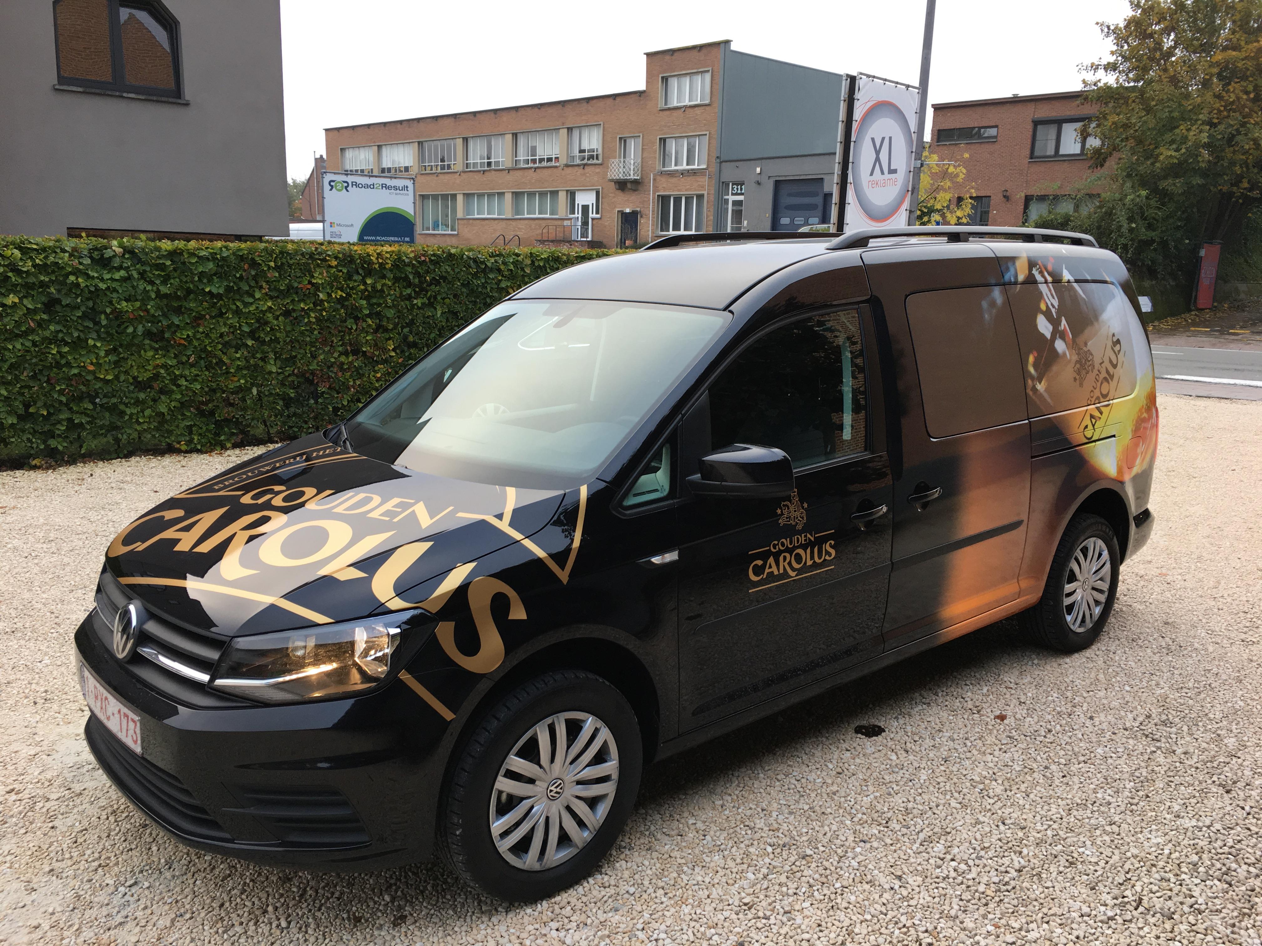 Wagenpark Gouden Carolus