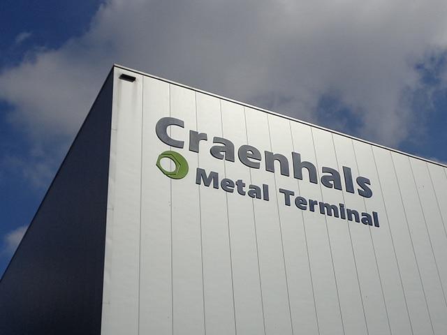 Gevelletters Craenhals