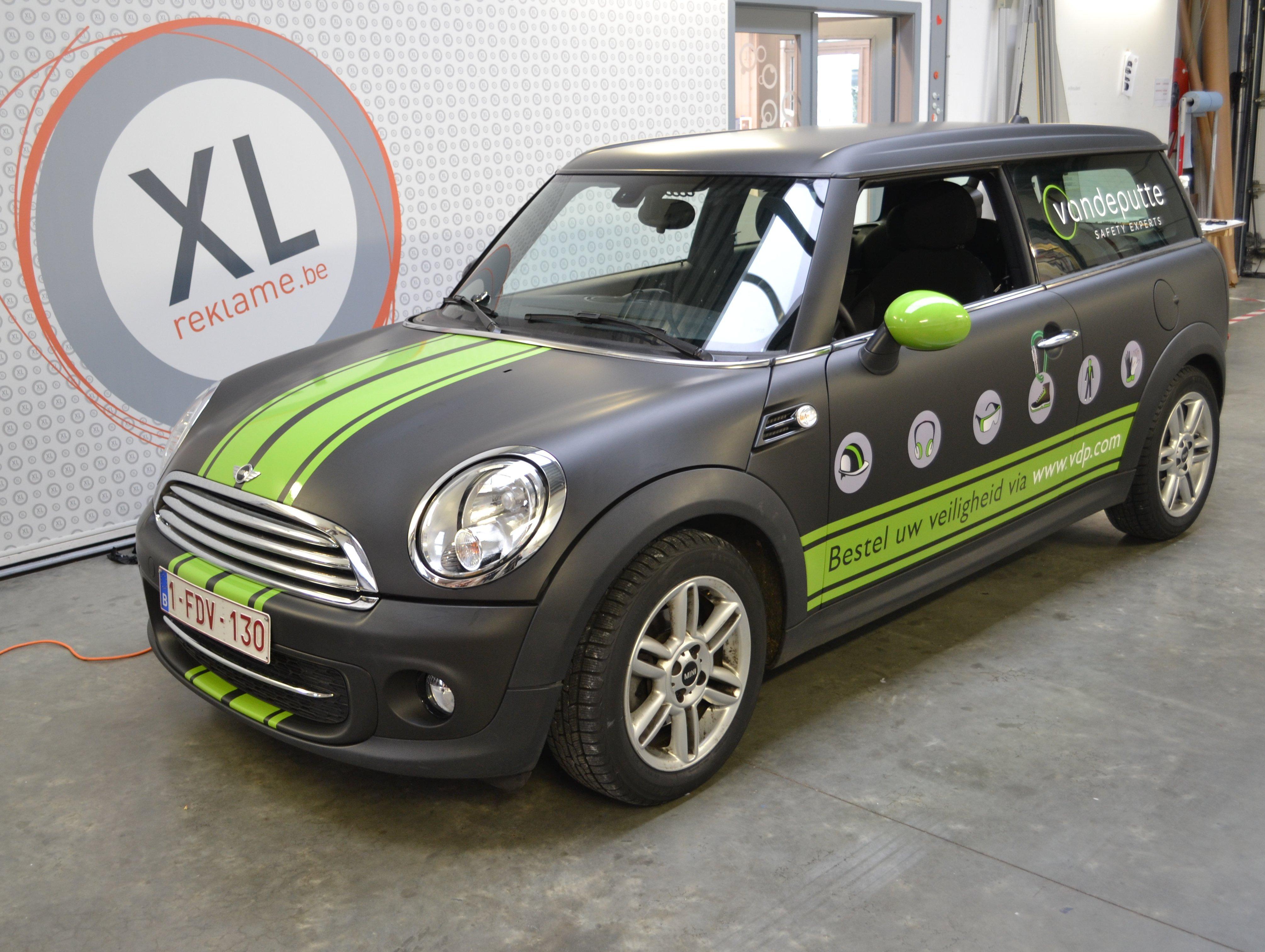 Autobelettering - Wagenpark
