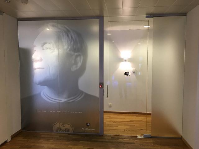 Glasheldere Folie_RSC Anderlecht
