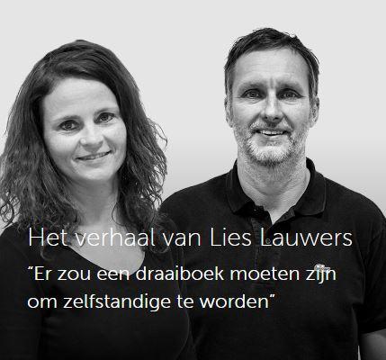 Het verhaal van Lies Lauwers