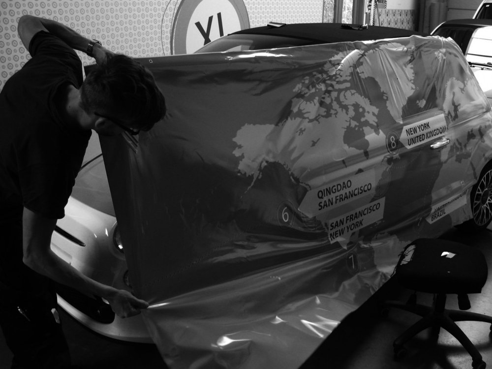 XL Vacature Wrap