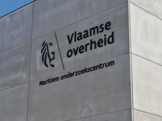 Gevelletters - Vlaamse Overheid