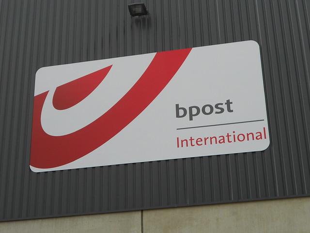 Aluboard - BPost
