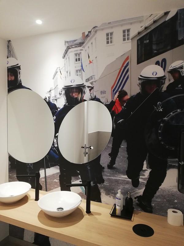 XL Reklame Mechelen - airtexbeelden politievakbond VSOA