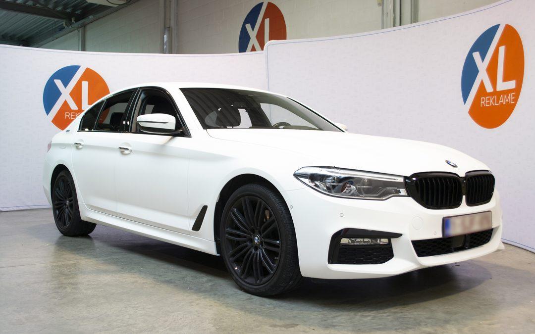 Colorwrap BMW edrive